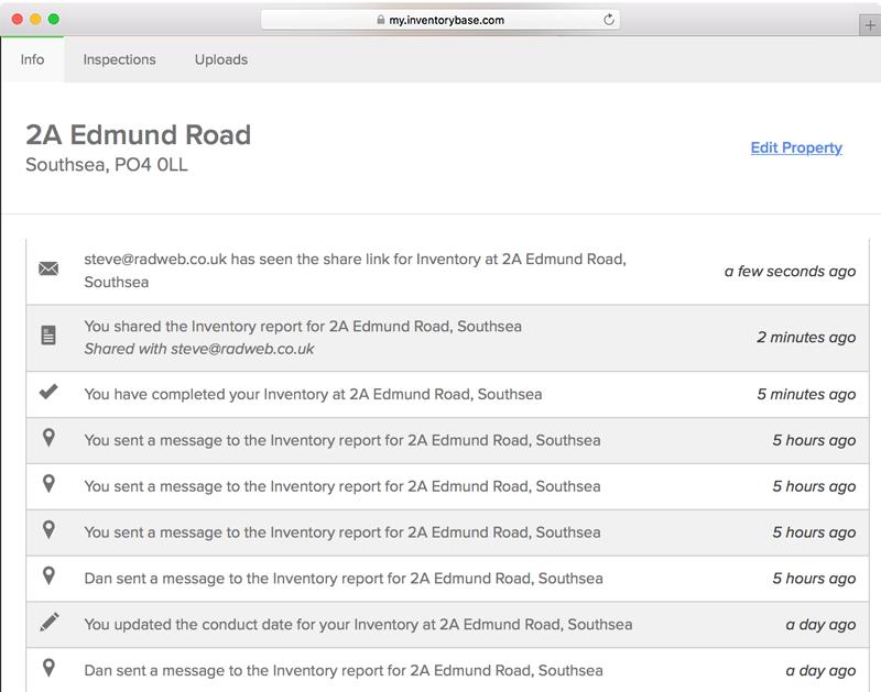 Detailed Audit Trails