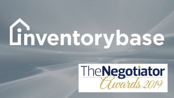 InventoryBase to attend this year's Negotiator Conference after being shortlisted for 3 awards