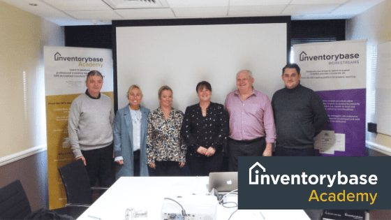 InventoryBase Academy successfully host their first 'Practical Property Reports' training day