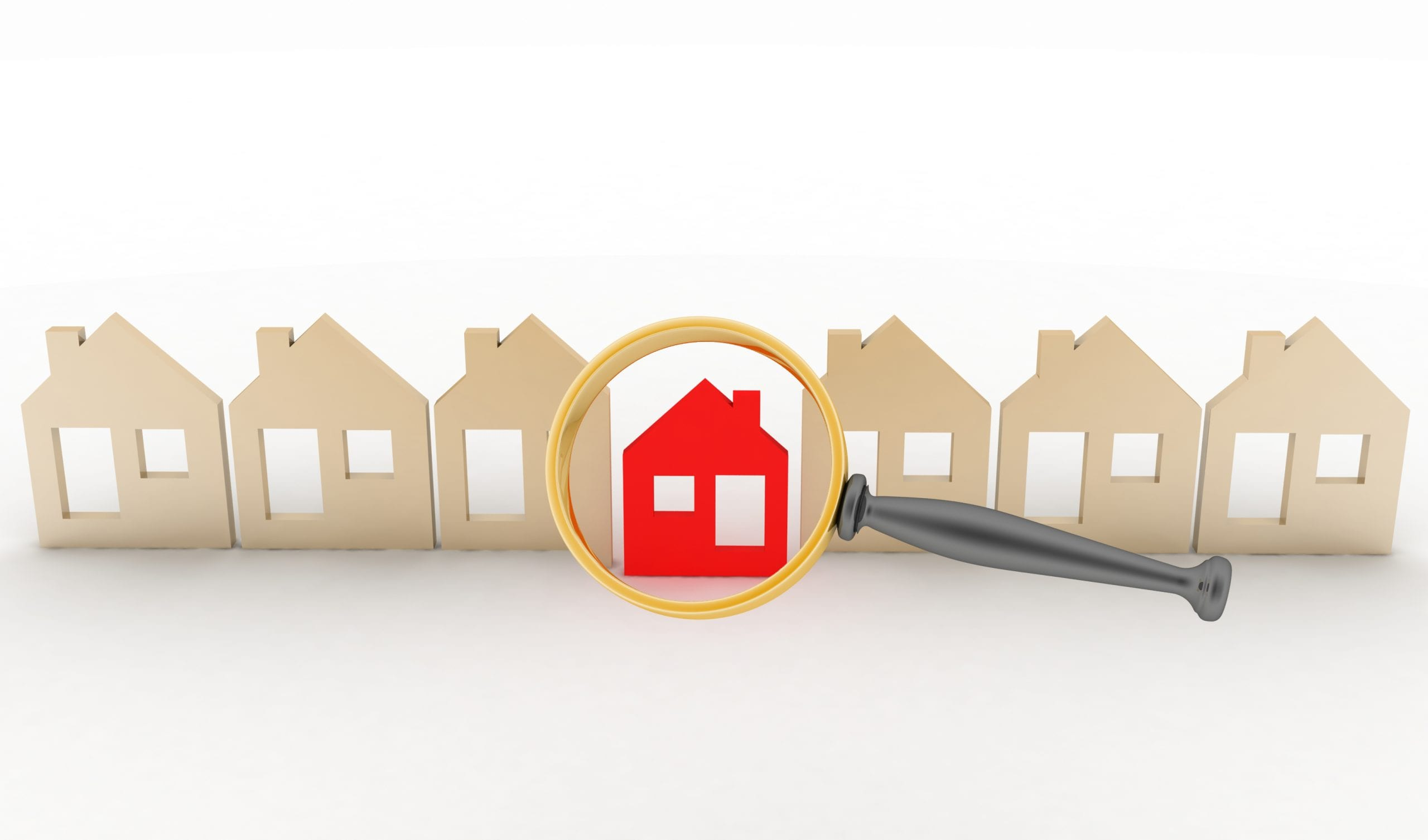 What happens after a rental property inspection?