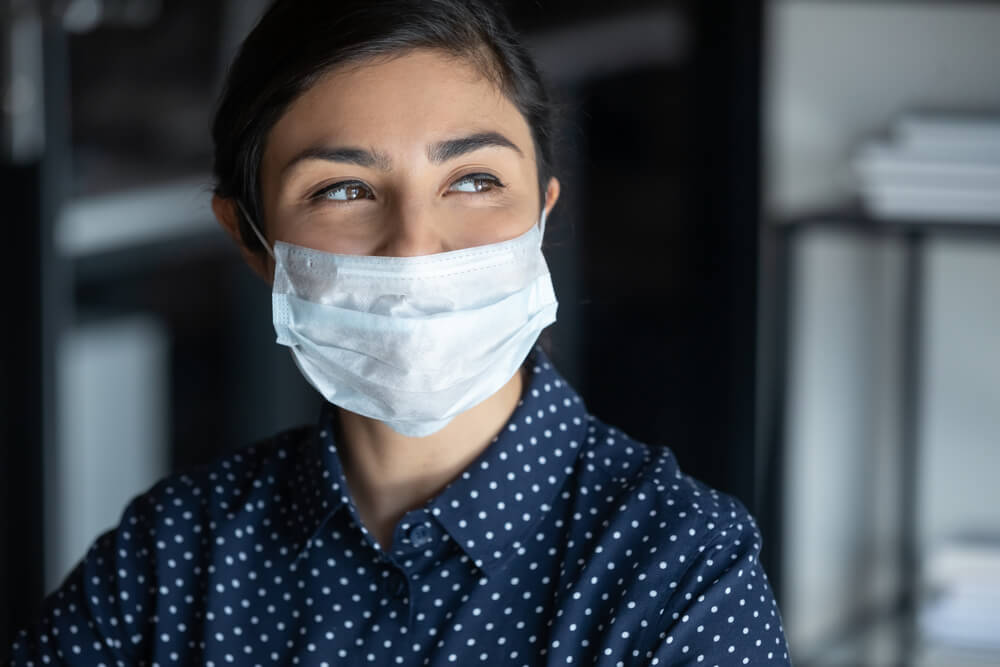 Face coverings in the workplace – should you, will you?