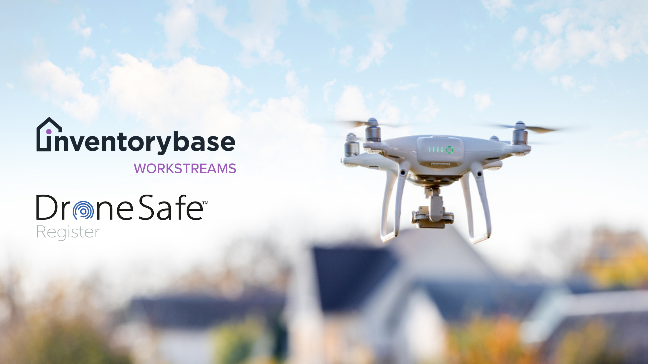 InventoryBase launches Drone on-demand inspections via InventoryBase Workstreams