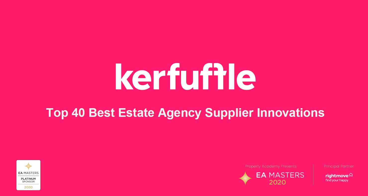 Top 40 Estate Agent Supplier Innovations