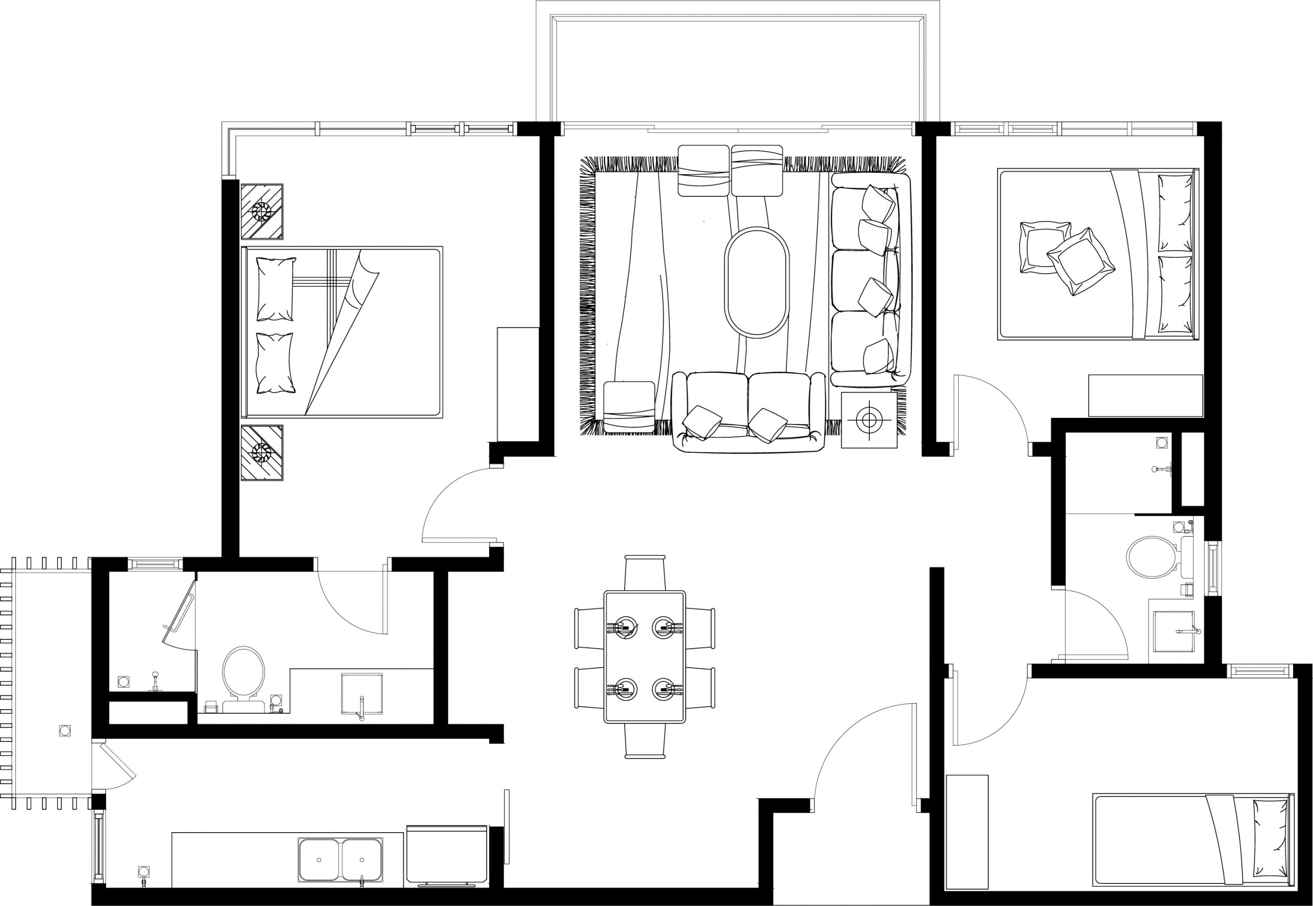 Renting? 4 reasons why a floor plan is good for marketing your property