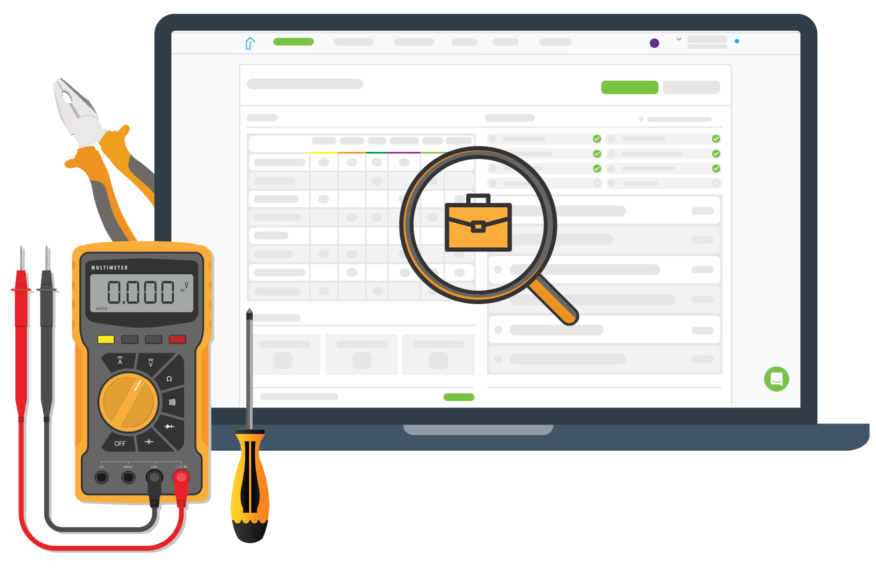 Track & Manage Electrical Inspections