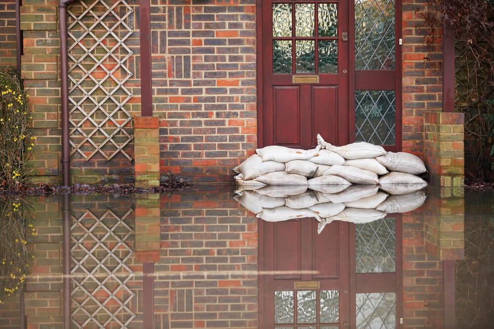 property is in a floodplain