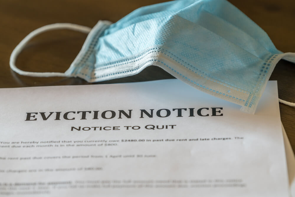 What happens to the property market once the eviction ban ceases?