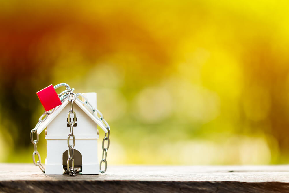 Security in vacant properties – as safe as houses?